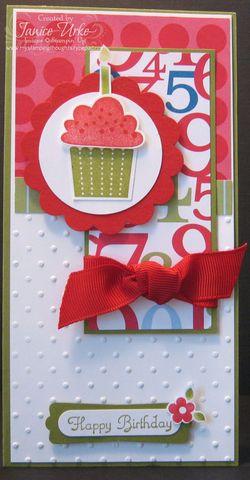 Happy Birthday - Create a Cupcake