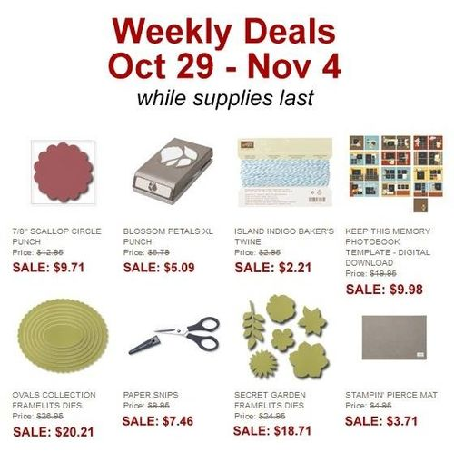 Weekly dealsOct292013